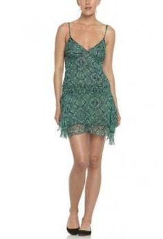 Joe's Jeans Chiffon Beach Tank Dress worn by Elena #thevampirediaries #elenagilbert