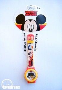 Original DISNEY watch for kids - Mickey Mouse wristwatch