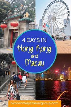 4 Days in Hong Kong & Macau - Itinerary, Travel Costs & Tips