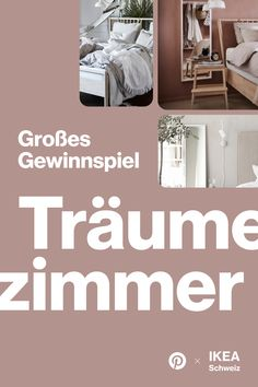 "Source by The post Mach mit bei unserem Gewinnspiel ""Träumezimmer"" appeared first on Little Houses, September, Keto, Colours, Interior, Inspiration, Design, Home Decor, Diy"