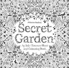 An Intricate But Absolutely Gorgeous Colouring Book For Adults