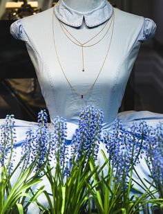 spring has come in our ANNA Inspiring Jewellery store window <3