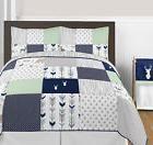Navy Blue Grey And White Modern Arrow Full Queen Boys Teen Bedding Comforter Set Grey And White, Blue Grey, Teen Bedding, Baby Boy Blankets, Casual Jackets, Comforter Sets, Arrow, Comforters, Queen