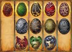 Eggs by Djesmi
