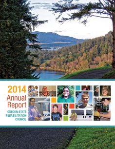 Annual report, by the Oregon State Rehabilitation Council