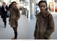 #warsawstreetfashion #warsaw #street #fashion #streetfashion #style #warszawa #ulica #moda #girl #woman #coat #lips #stylish