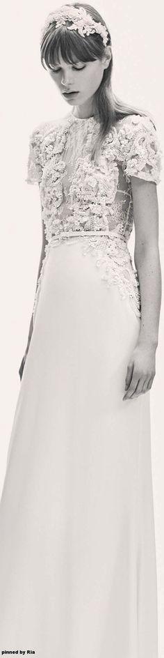 Elie Saab Bridal Spring 2017 l Ria: