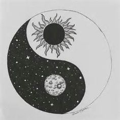 Sun and Moon Yin Yang - Yahoo Image Search Results
