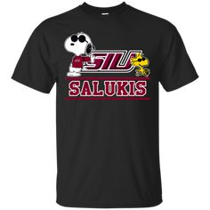 NCAA Southern Illinois Salukis T-Shirt V3