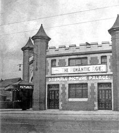 Darnall Picture Palace on Staniforth Road, Darnall, Sheffield # darnall Old Pictures, Old Photos, Cinema Theatre, Local History, Coventry, Sheffield, Black History, Yorkshire, Palace