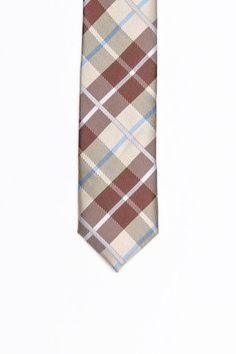Skinny Tie Madness Crunked Tie