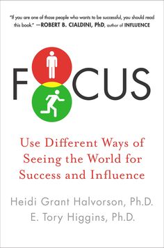 Focus: Use Different Ways of Seeing the World for Success and Influence #books #career