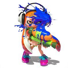 Splatoon for Nintendo Wii U | GameStop