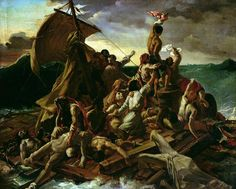 1.Gericault, Raft of the Medusa, Romanticism, FRANCE - Yahoo Image Search Results