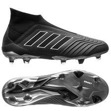lowest price 941bf d28f1 adidas Predator 18+ FG AG Shadow Mode - Core Black Footwear White
