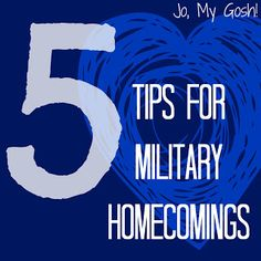 5 Tips for Deployment Homecoming