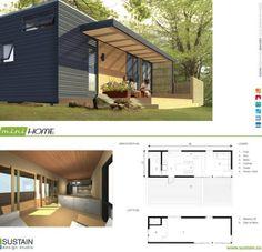 Arquitetura Sustentavel: MINI MORADIAS ECOLÓGICAS