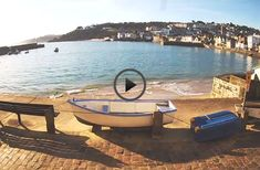 Watch our St Ives harbour webcam, which shows the views of the beautiful harbour from our office in St Ives, Cornwall. Next time you're walking past, don't forget to give us wave! Random Items, St Ives, Motorhome, Cornwall, Bbc, Don't Forget, Blogging, Saints, Walking