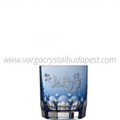 Varga Crystal Springtime Sky Blue Double Old Fashioned Glass Crystal Glassware, Old Fashioned Glass, How To Look Handsome, Luxury Candles, Spring Time, Snow Globes, Candle Holders, Sky, Crystals