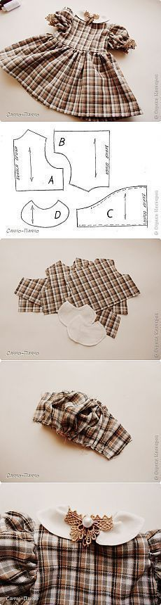 44 trendy Ideas for sewing dress ideas doll clothes Girl Doll Clothes, Barbie Clothes, Girl Dolls, Dress Clothes, Doll Dresses, Ag Dolls, Doll Dress Patterns, Clothing Patterns, Sewing Patterns