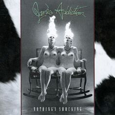 """On this day in 1988, Jane's Addiction released its first studio album, 'Nothing's Shocking,' featuring the singles """"Jane Says,"""" """"Mountain Song"""" and """"Ocean Size"""""""