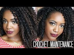 Everything About My Hair + The Best Crochet Braid Maintenance (Updated 2015) - YouTube