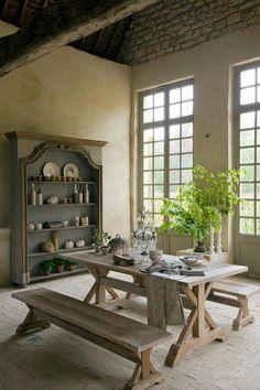furniture-meubles:  Meubles Du Bout Du Monde - Paris from France. Rustique Savoir Vivre.