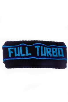 "Shinesty's ""I Go Full Turbo"" Retro Ski Headband 