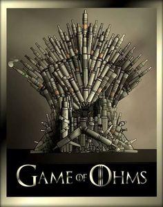 Spécial pour les vapoteurs fans de Game of Thrones...