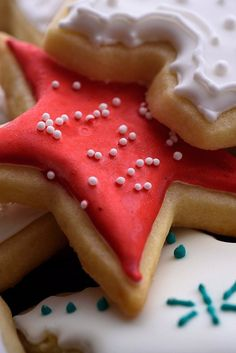 NYT Cooking: Basic, but never boring, the tender, buttery sugar cookie has an invitation to almost any celebration. This classic rendition can be a blank canvas for festive shapes and designs, or a vessel for bold flavors. Master it, and almond-flecked linzers, spicy ginger-molasses rounds or sweet, salty chocolate-hazelnut sablés are all at hand. We'll teach you how to make these treats,%...