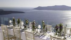Moments | Santorini Weddings by Dana Villas, Sunset Ceremony and Private Dinner Reception Venue