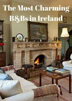 7 Best Bed and Breakfasts in Ireland - Travel Trends Ireland Bed And Breakfast, Best Bed And Breakfast, County Cork Ireland, Galway Ireland, Ireland Vacation, Ireland Travel, Ireland Hotels, Scotland Travel, Ireland Landscape