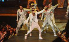 Justin Bieber Performs At The 02 Arena London