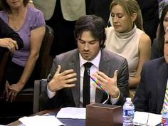 Ian Somerhalder's testimony at Natural Resources Hearing on the domestic...