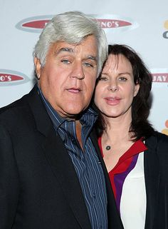 Jay Leno and Mavis Leno attend 'Jay Leno's Garage' Launch Party at Press Lounge at Ink48 on October 7 2015 in New York City