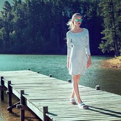 Summer Staple: Stripes! Add them to this season's wardrobe now #AboutYou #CovetMe #covetme