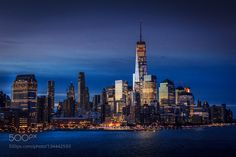 Freedom Tower by wizzard07