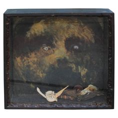 Bob Camblin Mixed-Media Abstract | From a unique collection of antique and modern contemporary art at https://www.1stdibs.com/furniture/wall-decorations/contemporary-art/