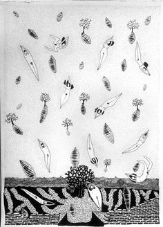 Humans Flies  mnutz 2012 Pen Drawings, Black And White, Abstract, Paper, Artwork, Black White, Blanco Y Negro, Work Of Art, Feather Drawing