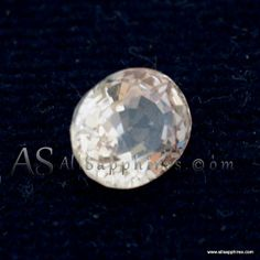 Items similar to carat unheated peach champagne Sapphire on Etsy Peach Champagne Sapphire, Snow Globes, Celestial, Etsy