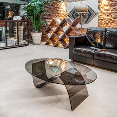 Tonin Casa Alissa Oval Coffee Table By Studio Tonin Creatives - Harrogate Interiors Dining Room Furniture, Furniture Making, Outdoor Furniture Sets, Furniture Design, Contemporary Tv Stands, Oval Coffee Tables, Cofee Tables, Coffee Table Design, Design Studio