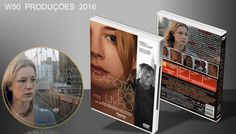 A Garota Do Livro - DVD 1 - ➨ Vitrine - Galeria De Capas - MundoNet | Capas & Labels Customizados