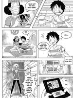 D. Roger High - A One Piece Doujinshi .:Page 9:. by D-RogerHigh