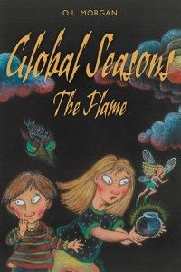 """Congrats to O.L. Morgan on the release of """"Global Seasons: The Flame"""" #newreleases"""