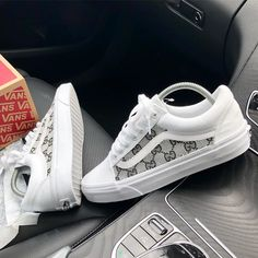 these are still proving popular. also, new slip on vans dropping this friday, October 🤘🏻 💧 Rainbow Nikes, Vans Shoes Fashion, Dolls Kill Shoes, Champion Clothing, Skater Girl Outfits, Casual School Outfits, Aesthetic Shoes, Hype Shoes, Everyday Shoes