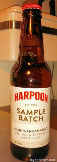 mybeerbuzz.com - Bringing Good Beers & Good People Together...: Harpoon Brewery - Camp Wannamango - A First Sampli...