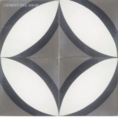 Cement Tile Shop - Encaustic Cement Tile | Circle