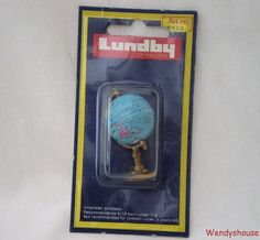 VINTAGE LUNDBY DOLLS HOUSE GLOBE #2 | eBay