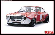 Alfa GTA 500bhp by Roberto Giordanelli