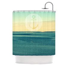 Row Your Own Boat Shower Curtain
